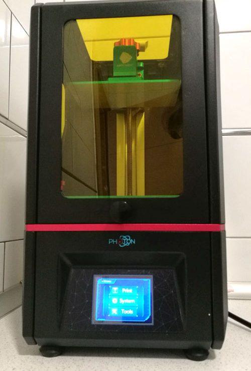 impresora-dental-anycubic-photon-Laboratorio-Dental-digitalizado-italprodent-Tenerife